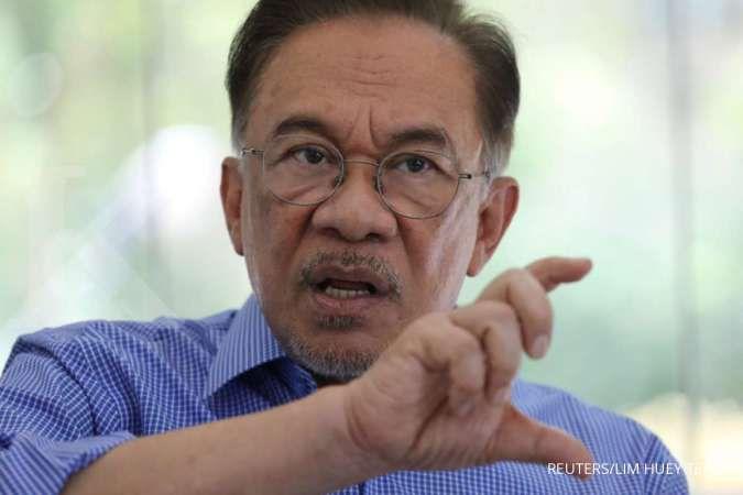 Kaget dikhianati, ambisi Anwar Ibrahim jadi PM Malaysia kandas
