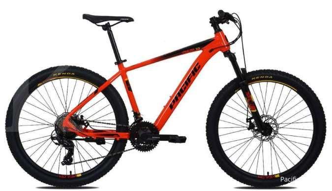 Seri Vigilon paling murah, berikut harga sepeda gunung Pacific VIgilon 1.0 26
