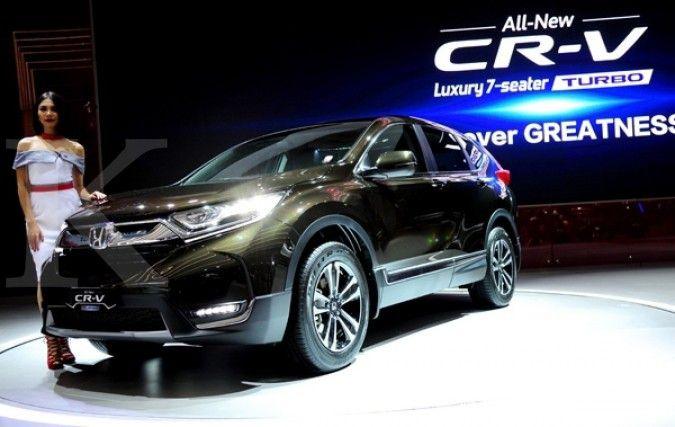 Lelang mobil dinas Honda CRV di Jakarta, murah mulai Rp 80 juta dilelang terbuka