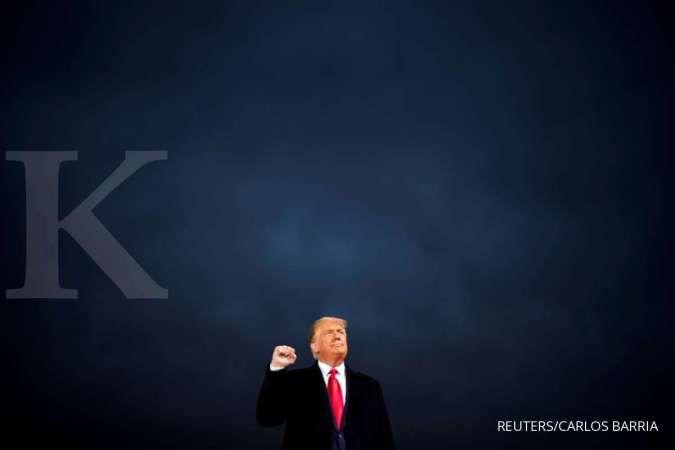 Donald Trump puji Vladimir Putin dan Kim Jong Un, begini katanya