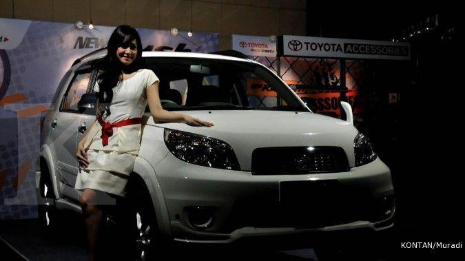 Harga mobil bekas Toyota Rush varian ini kian bersahabat per September 2021