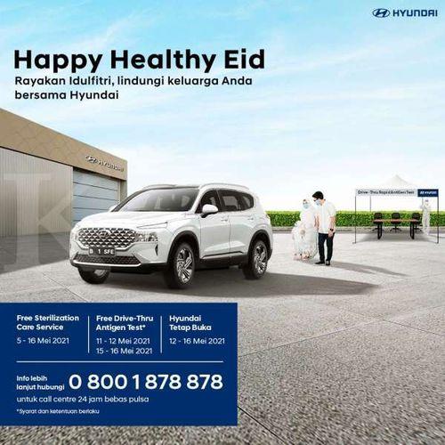 PT Hyundai Motors Indonesia Adakan Program Layanan Hyundai Happy Healthy Eid