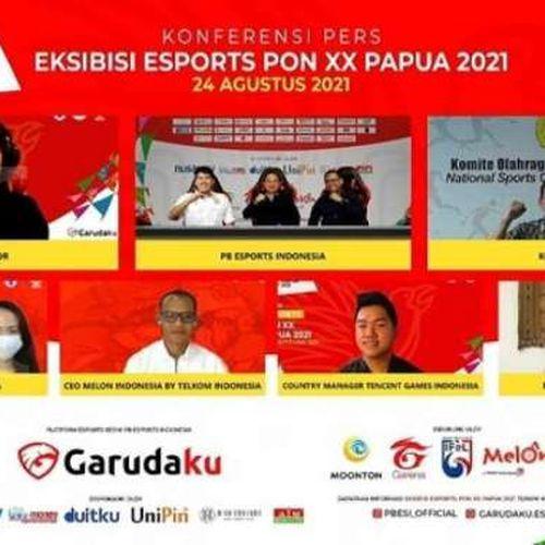 Gim Lokapala dari Melon Indonesia Turut Dipertandingkan di PON XX Papua 2021