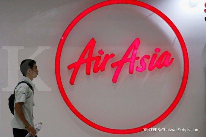 PPKM darurat, penerbangan AirAsia Indonesia tak beroperasi satu bulan