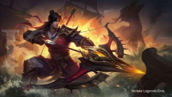 Moonton batalkan ban Yi Sun-shin, player Mobile Legends bisa mengunakannya kembali