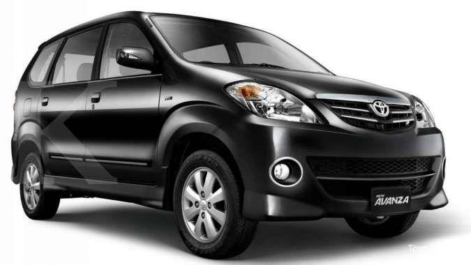 Bersahabat Harga Mobil Bekas Toyota Avanza Kini Termurah Rp 50 Juta