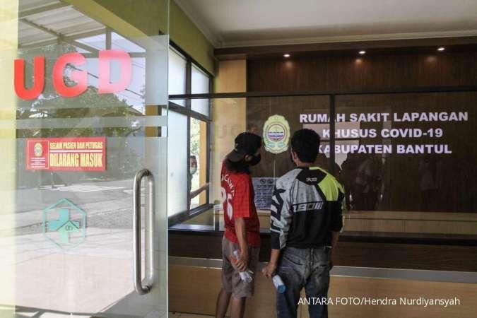 Kewalahan, sejumlah RS di Yogya sempat tutup sementara layanan IGD