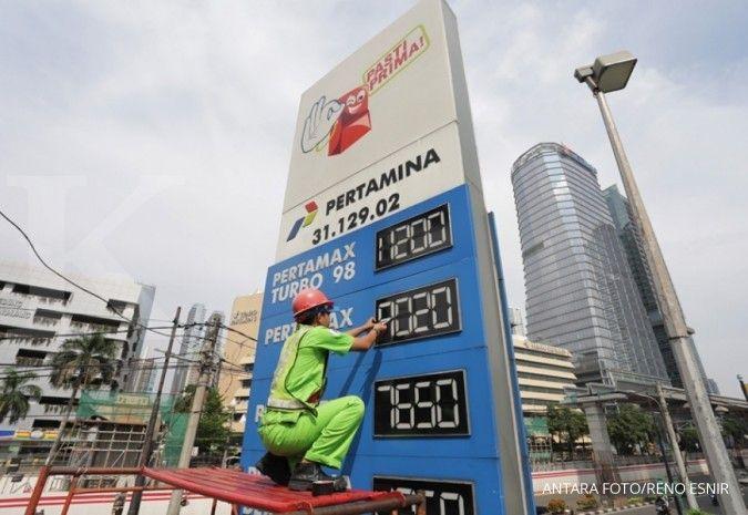 Selama rupiah anjlok dan corona mewabah, penyesuaian harga BBM tidak berefek