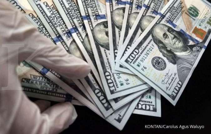 Kurs dollar-rupiah di BRI hari ini Selasa 5 Januari 2021