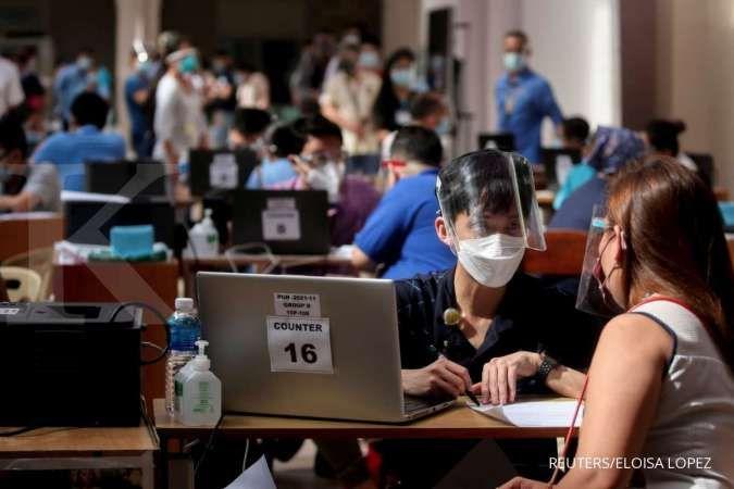 Filipina setop vaksin AstraZeneca untuk orang di bawah 60 tahun, ini alasannya