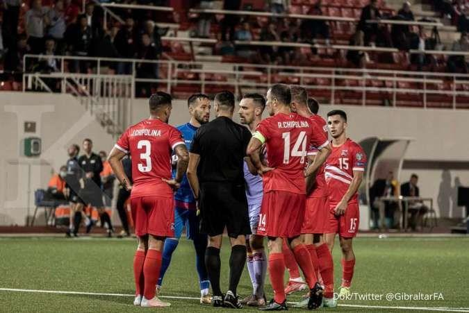 Jadwal kualifikasi Piala Dunia 2022 Belanda vs Gibraltar