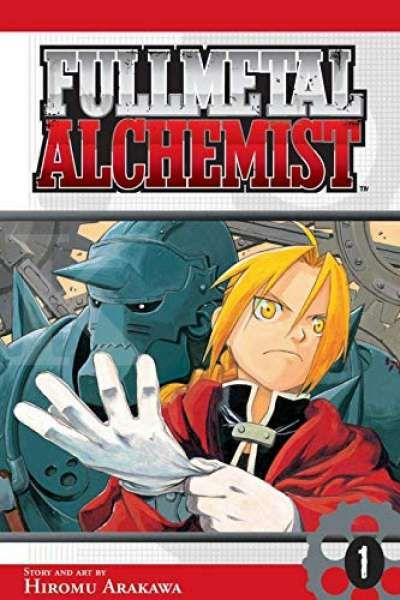Manga terbaik sepanjang masa: Fullmetal Alchemist