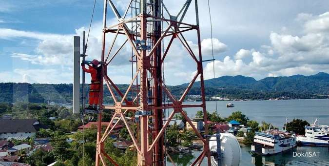 Simak rekomendasi saham Indosat (ISAT) pasca sahamnya dibeli PPA
