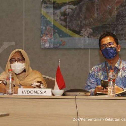 KKP Dorong Tata Kelola CTI-CFF Lebih Inovatif