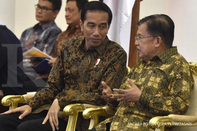 Rapor kinerja tahun ke-3 Jokowi-JK di media 7,7