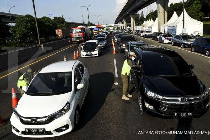 Psbb Jakarta Diperketat Ini Syarat Keluar Masuk Jakarta
