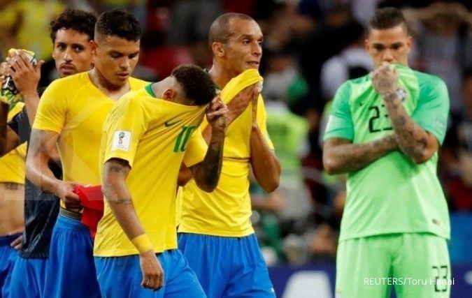 Jelang laga Brasil vs Ekuador di Kualifikasi Piala Dunia 2022