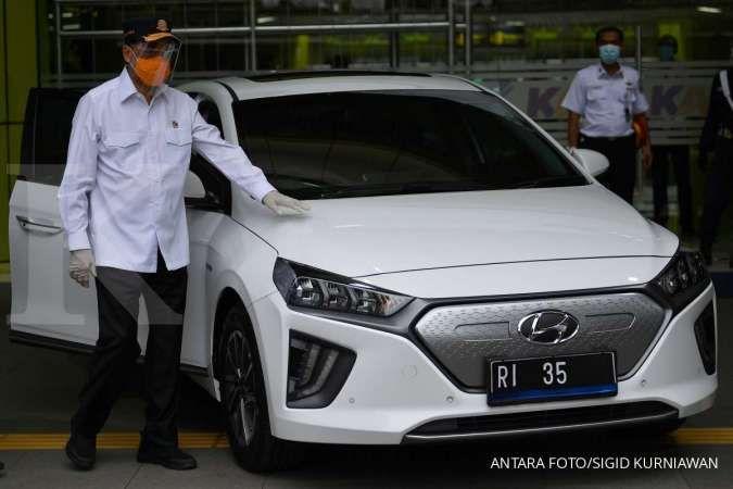 Kebutuhan kendaraan listrik operasional pemerintah capai 132.000 unit hingga 2030