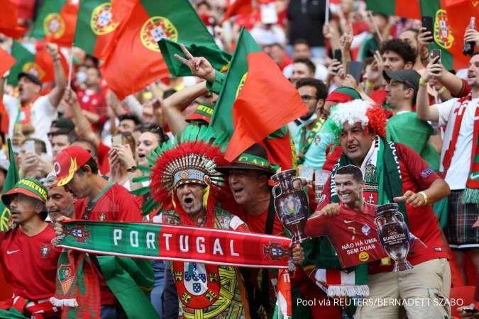 Pendukung Timnas Portugal