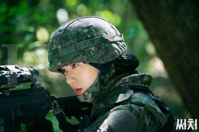 Drakor Search, drama Korea terbaru Krystal & kesan pertama kali perankan tentara