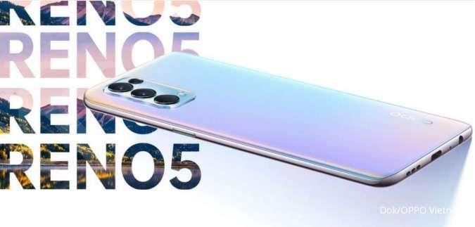 Resmi dirilis di Vietnam, ini spesifikasi dan harga OPPO Reno5 4G
