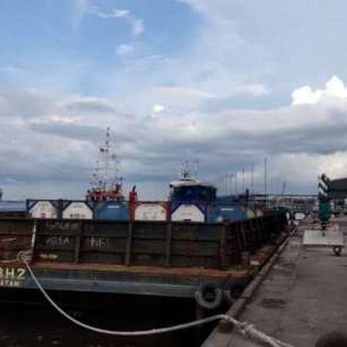 Tembus Pasar Baru, Pelindo 1 Dumai Ekspor Isotank ke Port Klang Malaysia