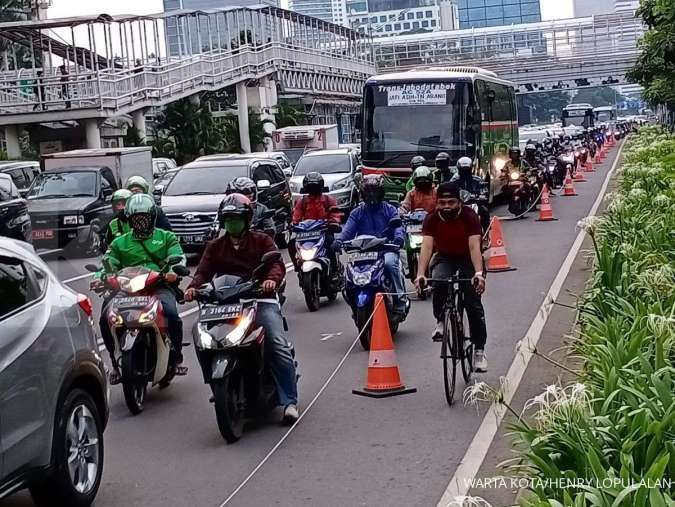 Bantahan Kemenhub: Tidak benar kami bakal pungut pajak sepeda