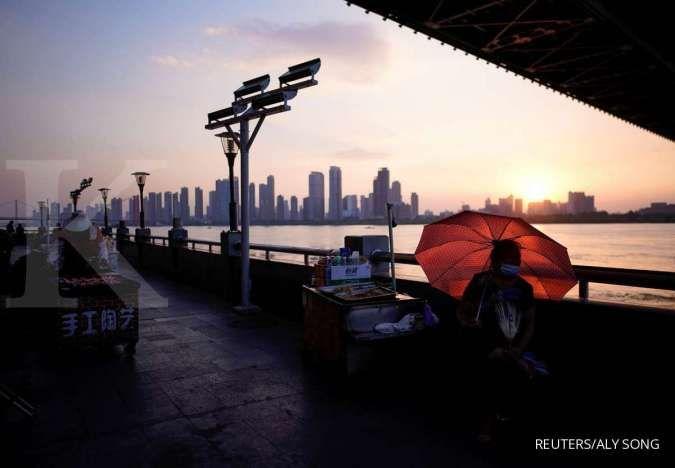 China lockdown 4 kota, 28 juta orang jalani karantina rumah