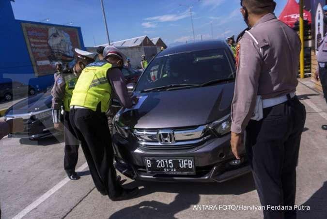 Tetap maksa mudik, polisi berhak pulangkan pelaku perjalanan