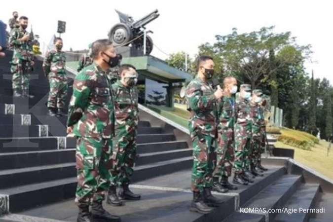 Klaster corona Secapa TNI AD