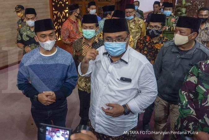 Menteri Agama: Penyaluran zakat jangan timbulkan kerumunan