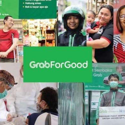 Grab Umumkan Dana GrabforGood Demi Kemajuan Para Mitra Grab dan Masyarakat Asia Tenggara