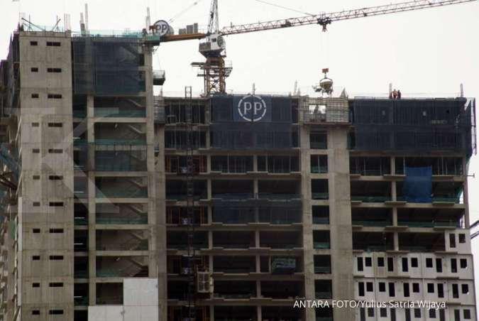 PTPP, Garuda, Telkom, dan Danareksa membangun BUMN Center senilai Rp 2 triliun