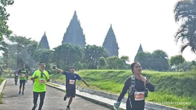 Mandiri Jogja Marathon 2020 akan diikuti 12 ribu pelari, merebutkan Rp 1 miliar