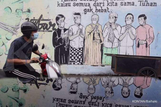 PPKM Jawa Bali diperpanjang, ini kegiatan yang dibatasi menurut instruksi Mendagri