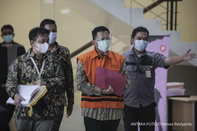 Dugaan suap di Ditjen Pajak, KPK tetapkan 6 tersangka