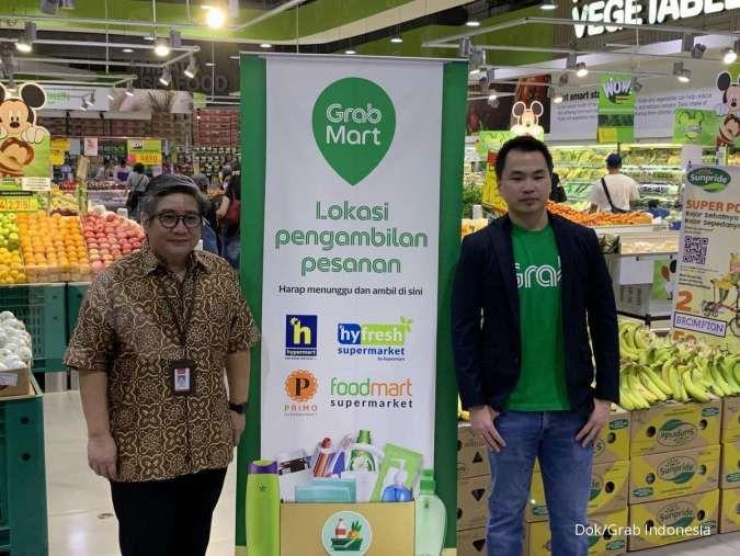 GrabMart umumkan kerja sama dengan Matahari Putra Prima Tbk untuk menyediakan aneka pilihan lengkap makanan dan kebutuhan rumah tangga ke dalam GrabMart melalui Hypermart, Hyfresh, Primo dan Foodart yang dapat diakses melalui GrabMart.
