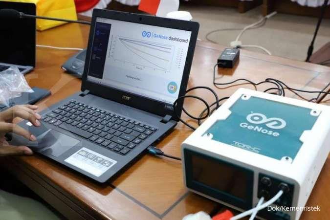 GeNose C19, alat deteksi Covid-19 buatan UGM, cuma 2 menit ketahuan hasilnya!