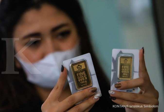 Digugat konsumen 1,1 ton emas, pakar hukum nilai Antam tak bersalah