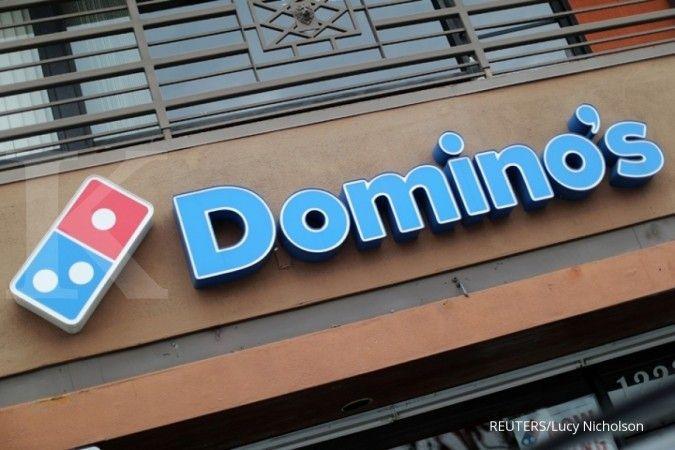 Promo Domino's Pizza 'Biggest Unboxing' cuma bayar Rp 89.000 saja