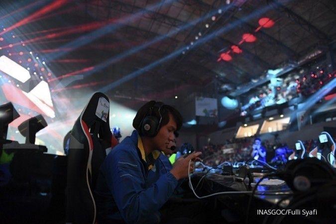 Link Net (LINK) menuntaskan gelaran kompetisi e-sport akhir kuartal III 2019