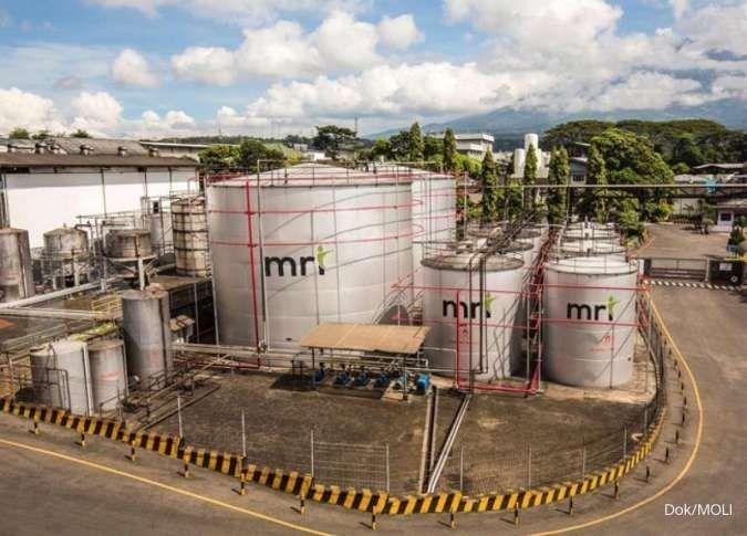 Madusari Murni Indah (MOLI) targetkan volume penjualan etanol turun di tahun 2021