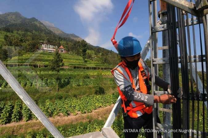 Tak cuma bantuan fisik, peranan jaringan komunikasi juga penting di wilayah bencana