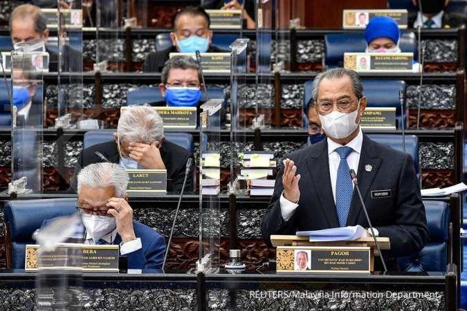 Politik Malaysia makin bergolak, menteri dari UMNO mundur dari Kabinet Muhyiddin