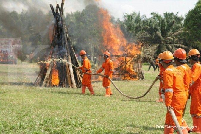 Akurasi data soal kebakaran hutan jadi polemik