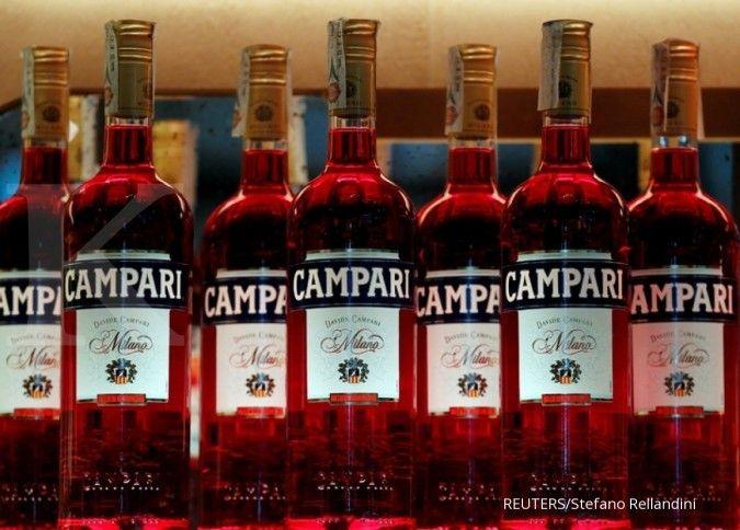 Campari, perusahaan minuman asal Italia membidik pasar Asia