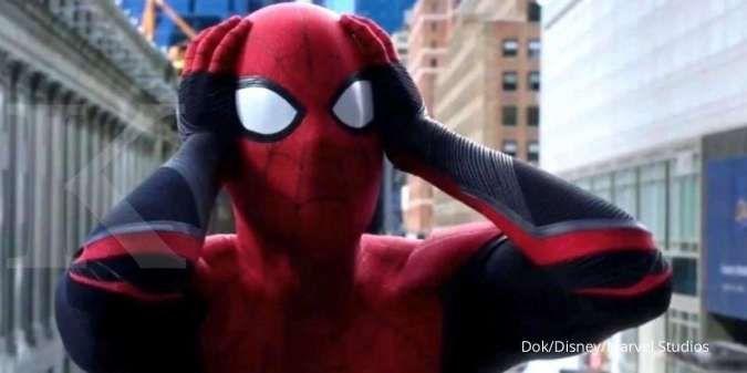 Tom Holland mulai syuting Spider-Man 3 yang melanjutkan cerita dari Spider-Man: Far From Home.