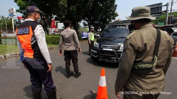 Mulai besok, PPKM darurat diterapkan di 15 kabupaten/kota di luar Jawa-Bali