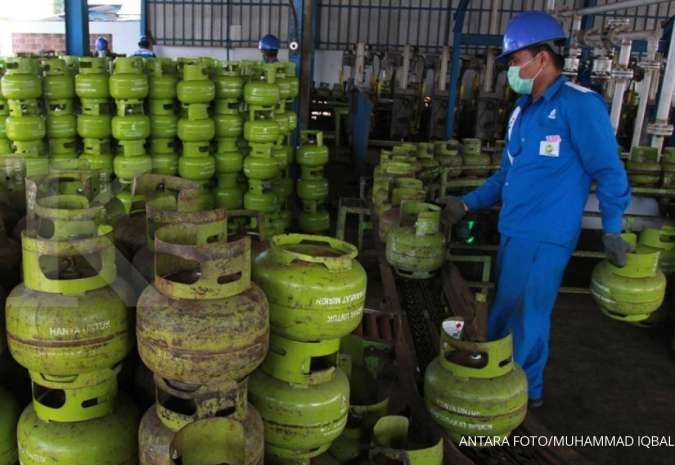 Pertamina tambah pasokan LPG 3 kg di Jawa Timur untuk kebutuhan Lebaran Ketupat