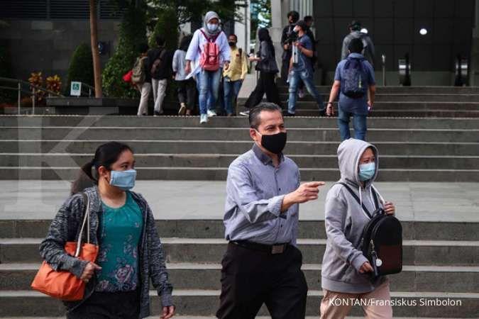 Kasus virus corona terus bertambah, ini 5 cara memakai masker yang benar
